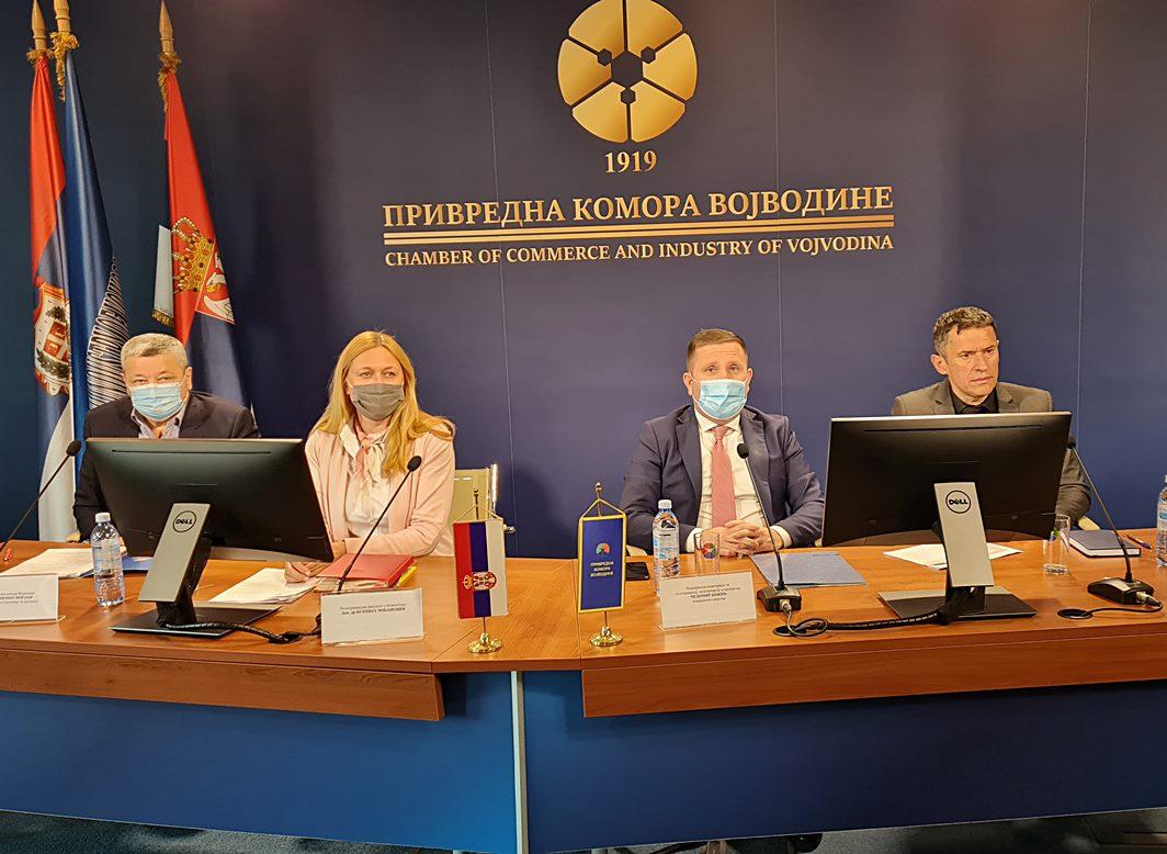"""У Привредној комори Војводине одржана је конференција """" Тренутно стање у производњи сира и могућност пласмана"""""""